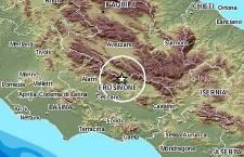 Terremoto di 3,2 gradi tra Frosinone ed Avezzano