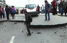 Drammatico video sulle scosse in Nepal. Nessun italiano tra i 18 alpinisti morti