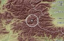 Terremoto nelle Alpi Cozie tra Francia e Italia