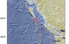 Due forti scosse di terremoto lungo l'anello di fuoco del Pacifico: Canada e Nuova Zelanda