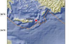 Continuano forti scosse di terremoto a Creta