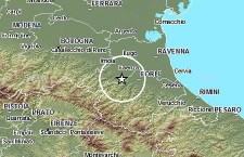 Sciame sismico in Romagna. Si prepara una notte di preoccupazione