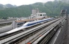 Treno giapponese tocca i 603 chilometri di velocità