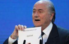 """Continua la calciopoli mondiale. Saliti a 15 gli arrestati. Blatter: """"tutto è partito da nostro dossier"""""""