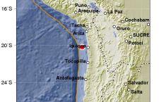 Terremoto di magnitudo 5.0 sulle coste del Cile. Ripete quello più violento di due mesi fa