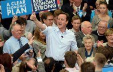 I conservatori britannici in corsa per far restare Cameron a Downing Street