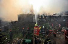 Incendio in una fabbrica di sandali a Manila. Primo bilancio: 31 morti