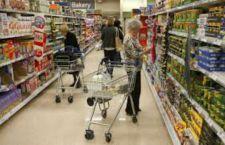L'inflazione britannica negativa come nel 1960