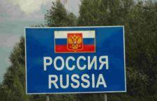 Russia: lista nera di personaggi europei che non possono avere il visto d'ingresso.