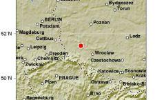 Terremoto di 3.8 in Polonia