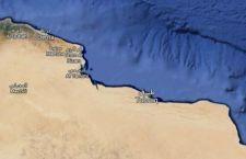 Bombardata nave turca sulle coste libiche dall'esercito di Tobruk