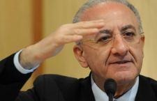 I giudici danno ragione a De Luca che può guidare la Regione Campania