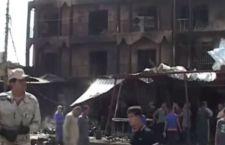 Molti bambini morti tra i 120 dell'attentato suicida in Iraq nei pressi di Baghdad