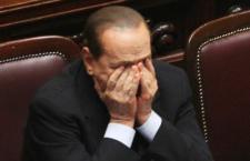 """Continue tegole in testa a Berlusconi. Dopo i guai per le """"olgettine"""", dovrà dare 90 mila euro a Di Pietro"""