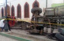 Messico: camion piomba su processione e fa una strage