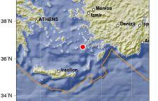 Grecia: terremoto 5.1 nel Dodecanneso