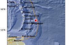 """Grande paura per il terremoto nei """"paradisi"""" dei Caraibi: Barbados, Santa Lucia. 6.4 d'intensità"""