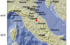 Continuo sciame sismico in Umbria per 24 ore di fila. Toccato 3.7 di magnitudo