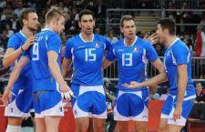 Punizione per 4 azzurri del volley: rimandati a casa dal Brasile perché si ritirano tardi