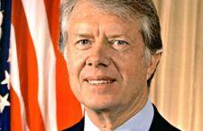 """L'ex Presidente Usa Carter comunica di avere il cancro. Una malattia di """"famiglia"""""""