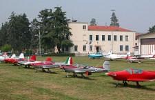 Alessandria: aereo da turismo cade al decollo a Casale  Monferrato. Trasportava paracadutisti.11 feriti gravi