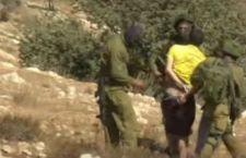 Israele: polemiche per l'arresto di pacifista italiano in Cisgiordania