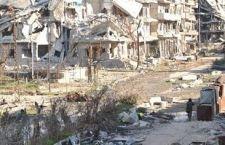 Bombardamenti governativi provocano più di 30 morti in varie parti della Siria