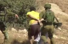 Israele: pacifista italiano arrestato in Cisgiordania durante scontri con i palestinesi