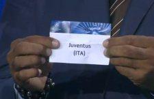 Champions: Juve più facile della Roma che trova Barcellona e Bayer Leverkusen
