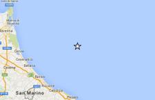 Terremoto al largo di Rimini. Nessuna conseguenza per la popolazione
