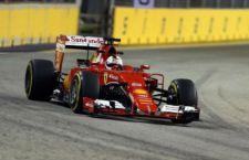 Ferrari: dopo 60 gare arriva la pole. Primo Vettel, terzo Raikkonen. Male le Mercedes