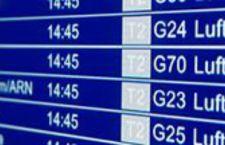 Lufthansa: giudice ordina fine dello sciopero. 140 mila viaggiatori sono rimasti a terra