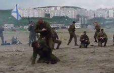 Siria: i marines russi alla prima battaglia terrestre contro l'Isis