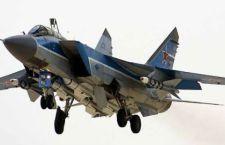 La Russia fa il primo bombardamento in Siria ad Homs