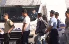 Parlamento Ue approva piano per i migranti. Scontri in Croazia dove i profughi rompono i cordoni di polizia