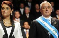 Guatemala: il Presidente si dimette e lo arrestano per corruzione