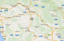 Terremoto tra Firenze e Chianti spaventa, ma non fa danni