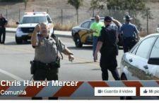 Oregon: 10 morti e 20 feriti dopo sparatoria nel college. Obama contro l'uso delle armi