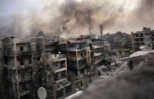 Grazie alle bombe russe, siriani in procinto di liberare Aleppo con il sostegno dell'Iran