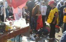 20 morti ad Ankara per bombe contro pacifisti