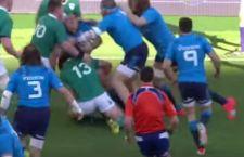 Mondiali di rugby: Italia segue l'Inghilterra fuori dal torneo, ma fa  gara d'orgoglio contro l'Irlanda