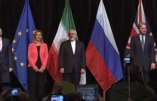 Anche l'Iran ai colloqui sulla Siria che si aprono a Vienna. E' la prima volta di Teheran