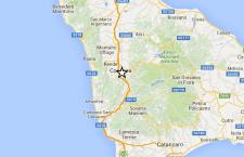 Terremoto a Cosenza. Avvertito in quasi tutta la provincia