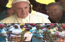 Africa: Francesco apre la Porta Santa del Giubileo in mezzo agli ultimi degli ultimi