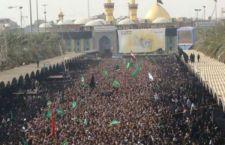 Baghdad: strage di sciiti per la celebrazione che riunisce 25 milioni di persone.  15 morti
