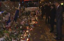 Parigi: scontri di piazza per il clima. Arrivato anche Obama che saluta le vittime dell'Isis