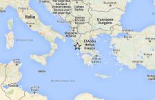 Forte terremoto sulla costa della Grecia. Paura in Puglia e Calabria. Seguite altre scosse