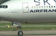 Air France: falso allarme bomba per aereo costretto a scendere in Kenya con 463 a bordo