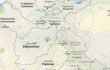 Violento terremoto nel Tajikistan. Magnitudo 7.2