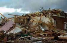 Usa : salgono a 14 le vittime di tempeste e tornado